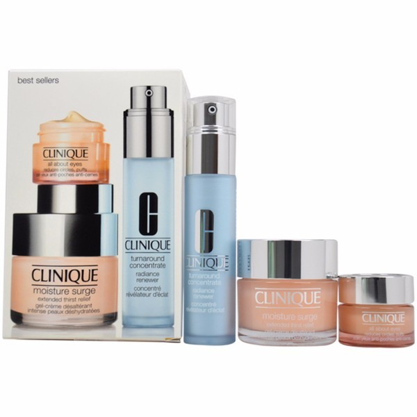 Skincare » Serum » Clinique Best Sellers SP15 (3pc Treatment Set) • schminkhaus.com