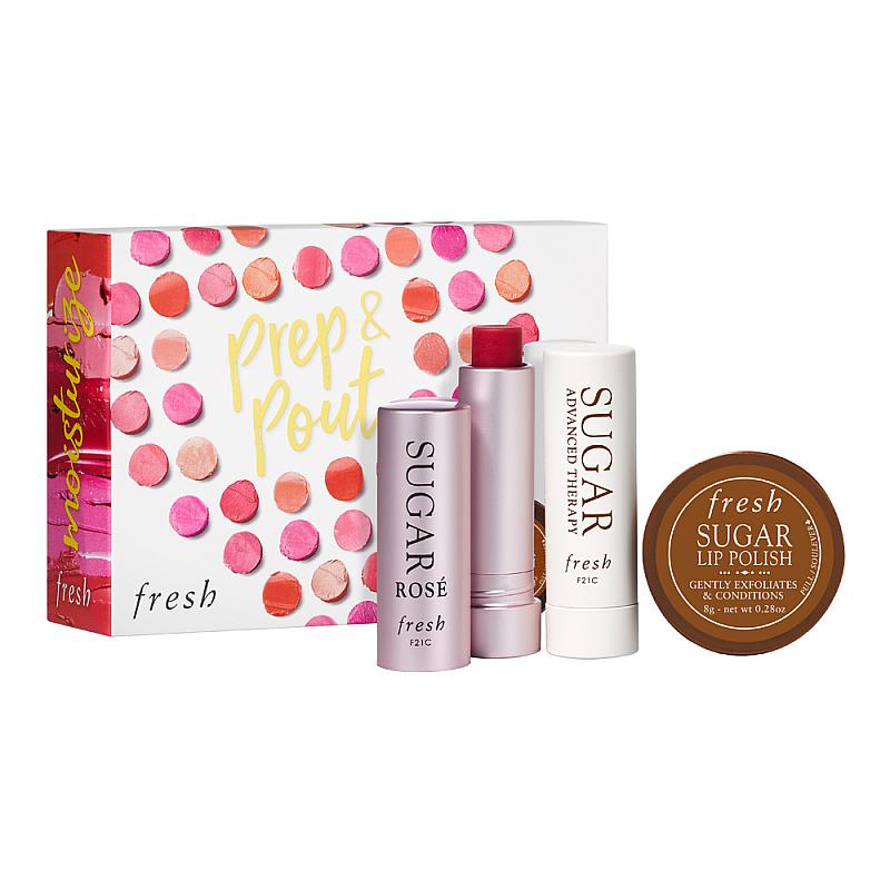 FRESH Spring Set 20 - Prep & Pout (Limited Edition)